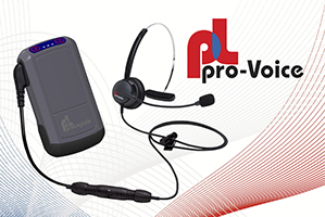 Work with voice - pro-Voice 9.40