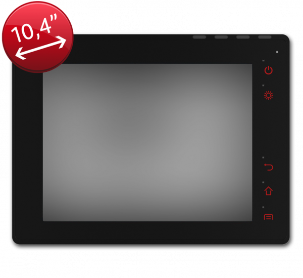 pro-V-pad Classic 10,4'' ID Android